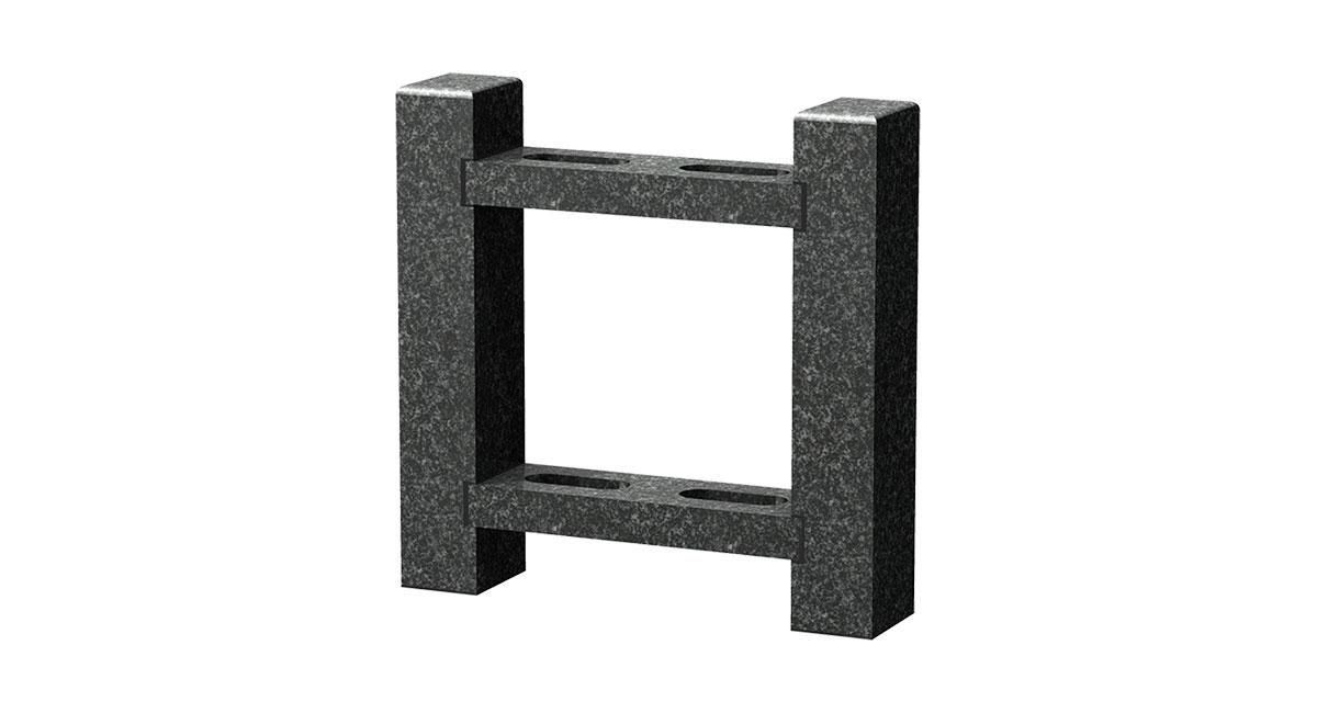 塔婆立(角柱型)1.8X0.4X1.8